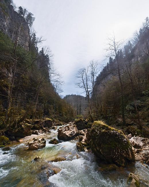 Курджипское ущелье