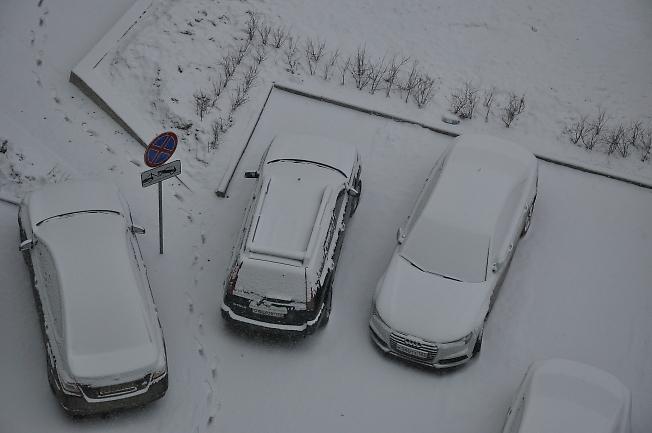 Зима возвращается?