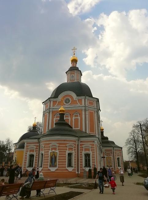 Великая Суббота в Успенском Храме