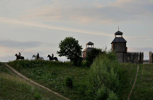 Защитники крепости