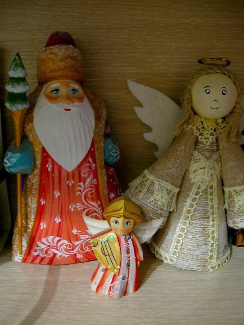 С Днем Рождения Деда Мороза :)