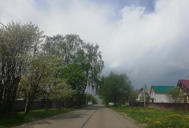 Улица Больничная, Сергиев Посад.