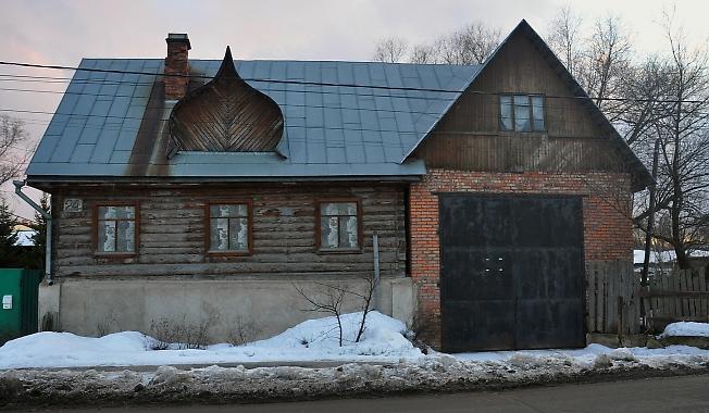 Дом на улице Митькина, Сергиев Посад