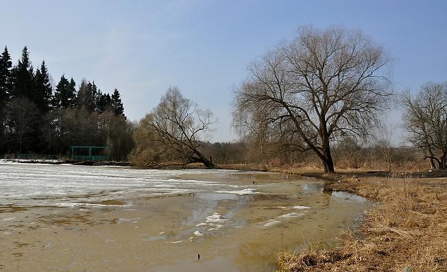 Лозовский пруд