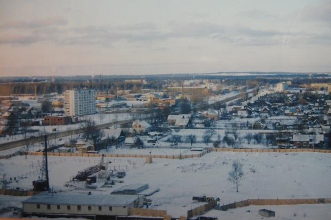 Северный 10 лет назад