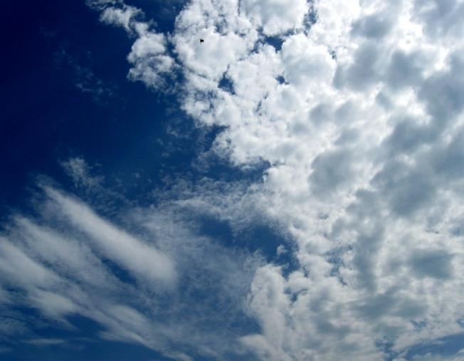 Только небо