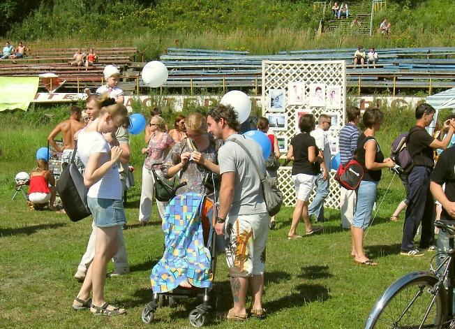 На фестивале живых эмоций - наибольшее число посетителей - пользователи сайта Сергиев.ru