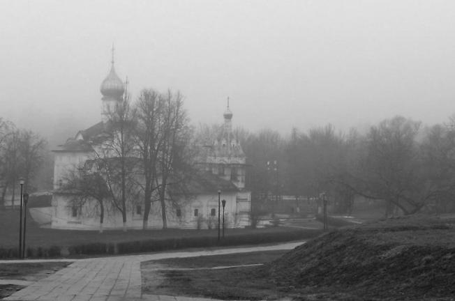 Туманное утро для Gsas