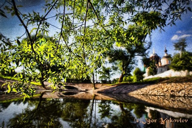 Течет река Пажа