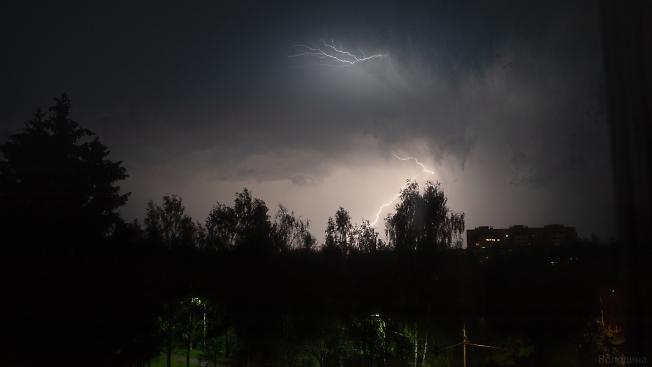 Грозовая ночь над Пересветом