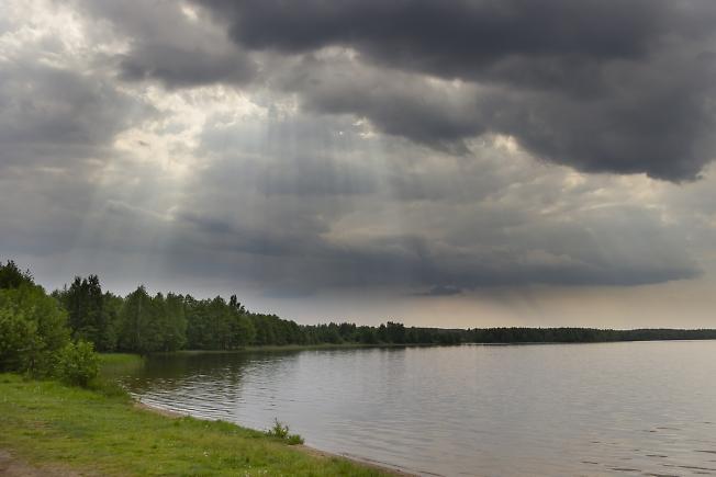 Озеро Рюмниково
