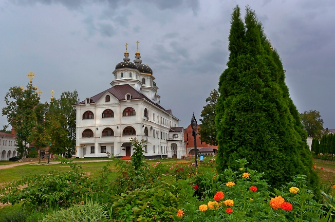 Храм Святой Ксении Петербургской