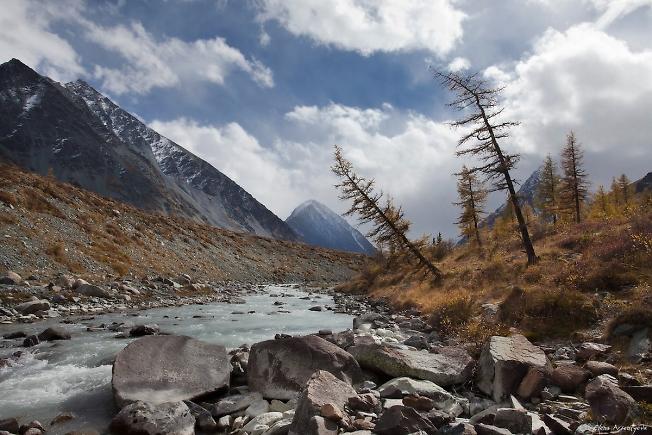 Река  Ак-Кем