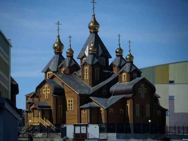 Кафедральный собор Святой Живоначальной Троицы