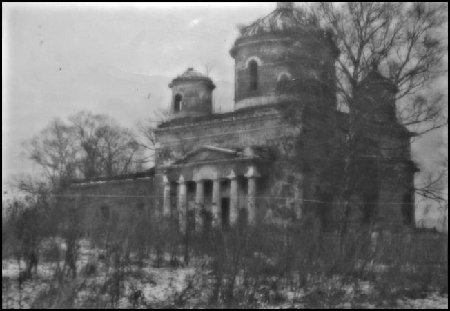 Храм Успения в Подсосино