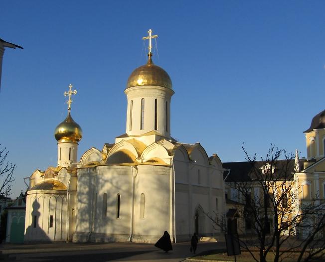 Троицкий собор в Великую Среду