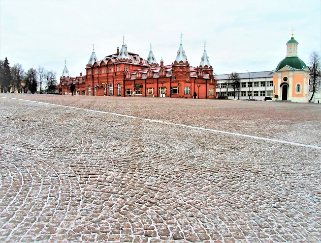 Красногорская площадь