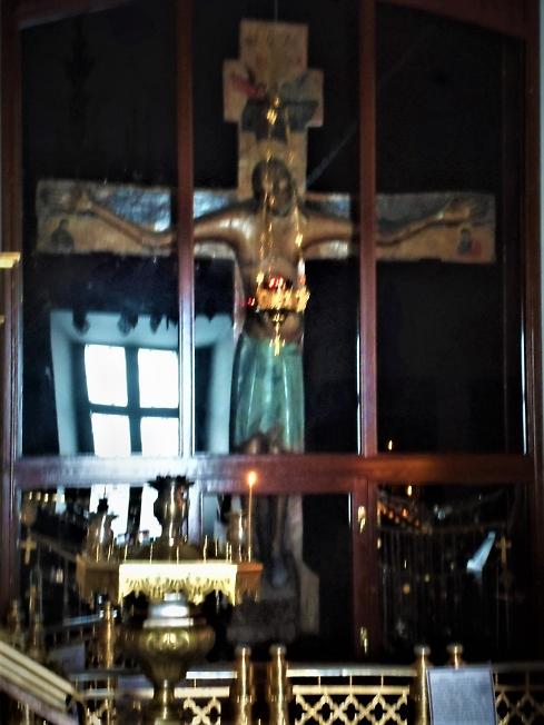 Животворящий Крест Господень. Годеново