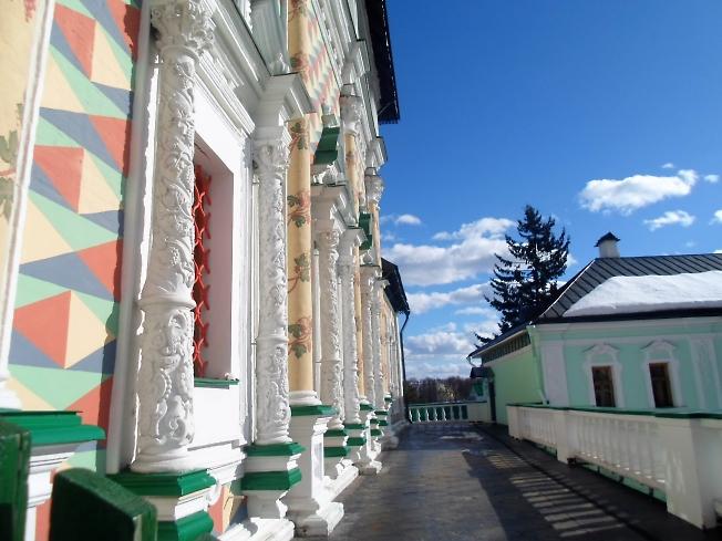 Балкон трапезной