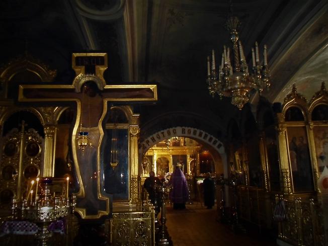 В Ильинском храме