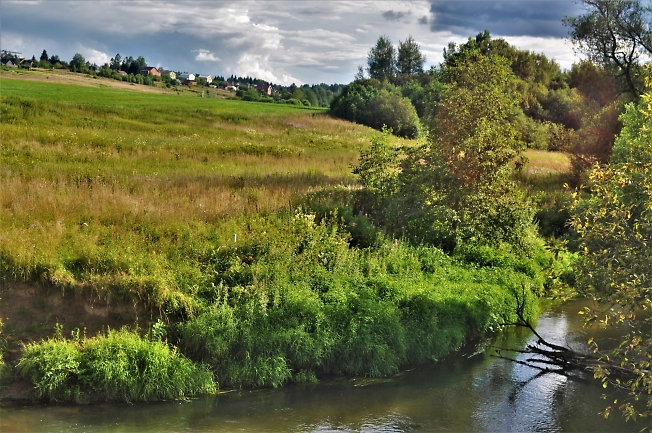 Река Торгоша