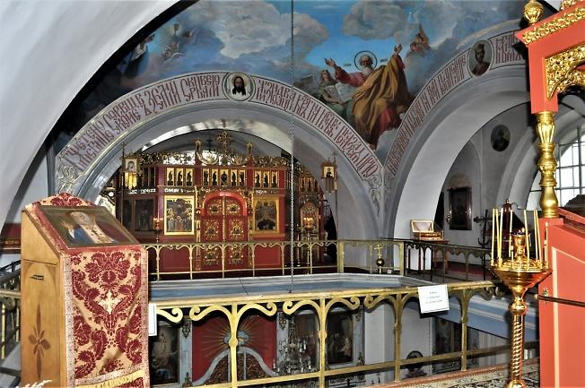 Убранство православного храма