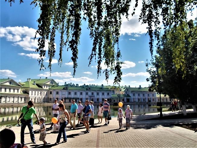 Сергиев Посад в празднование 700-летия Преподобного Сергия (2)
