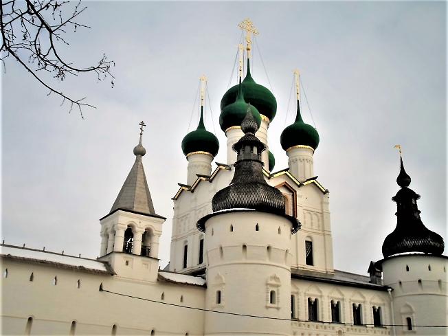 Ростов Великий . Кремль