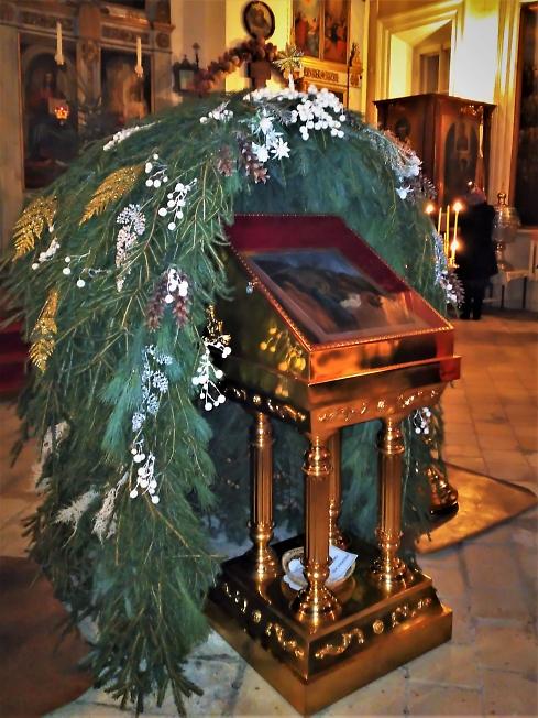В Рождественский   Сочельник