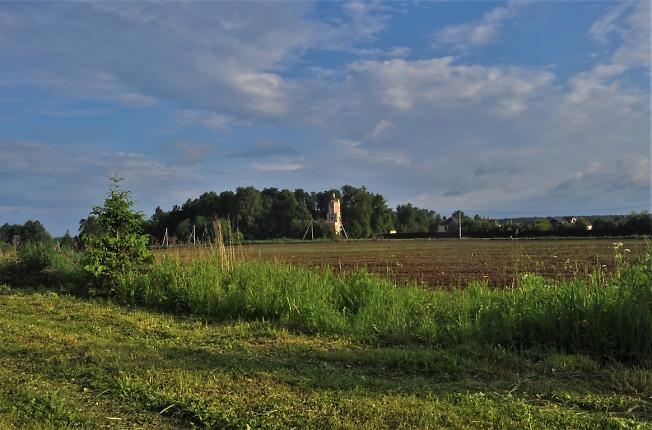 Спасский храм, с. Спасс-Торбеево
