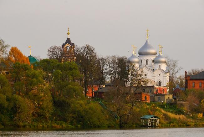 Спасо-Вифанский мужской монастырь.