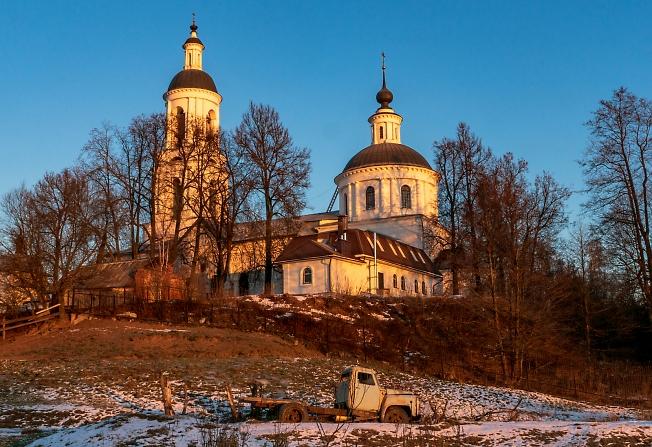 Церковь Николая чудотворца. Филипповское