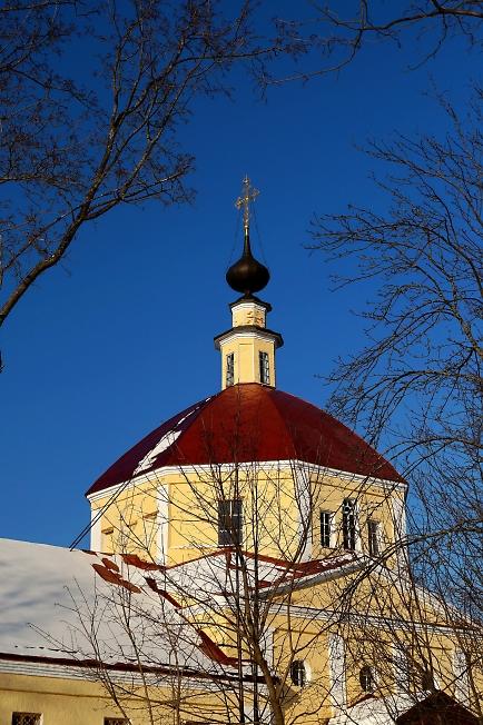Церковь Иоанна Богослова -2