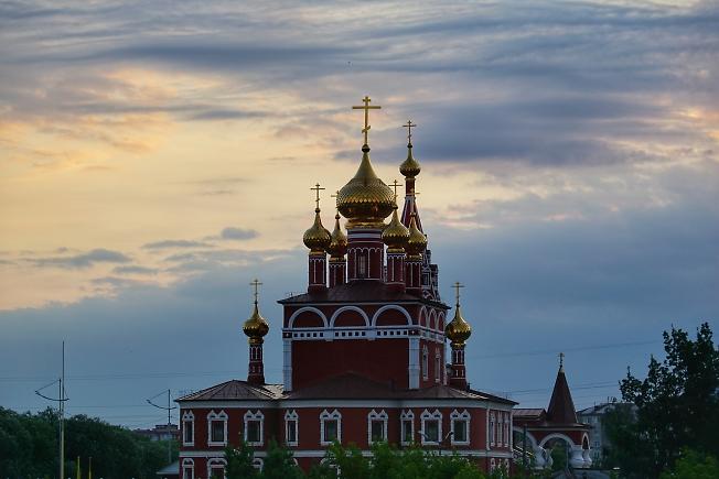Храм Александра Невского 2