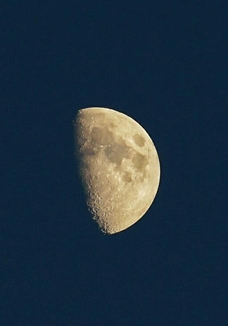 Луна над Симеизом
