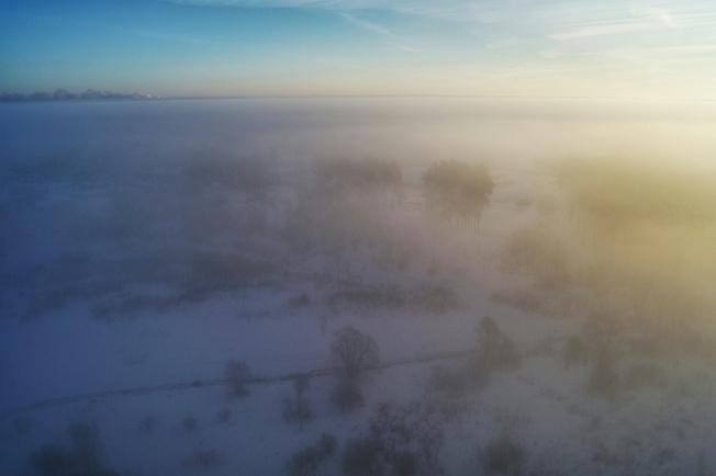 Январские туманы - 2