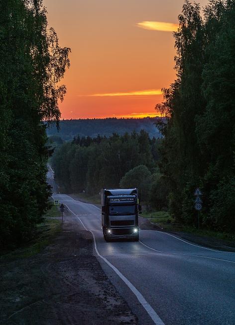 Дорога на Хотьково