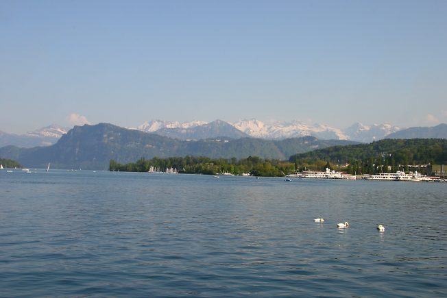 Швейцария. Май 2007 г.