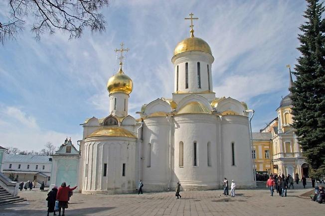 Троицкий собор. Март 2006г.