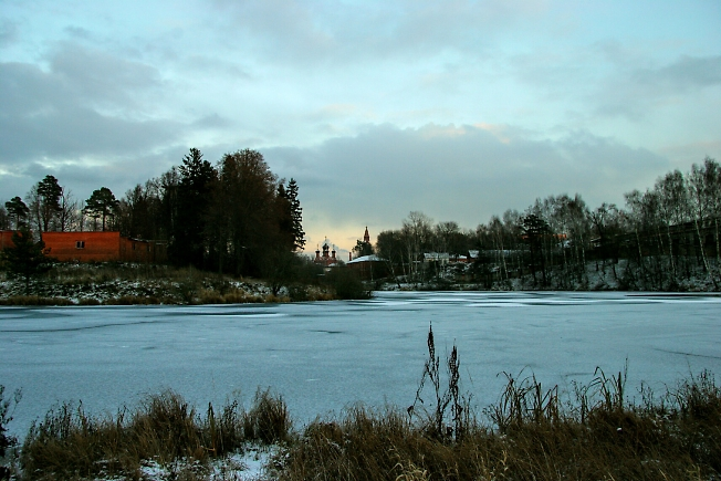Скитский  пруд.