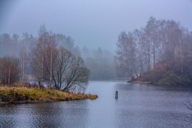 Верхний Скитский осенью