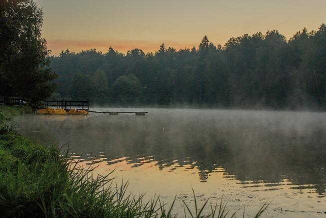 Утро на Липовке