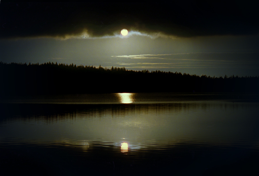 праздник родные лунная ночь на озере фото разведением собираетесь