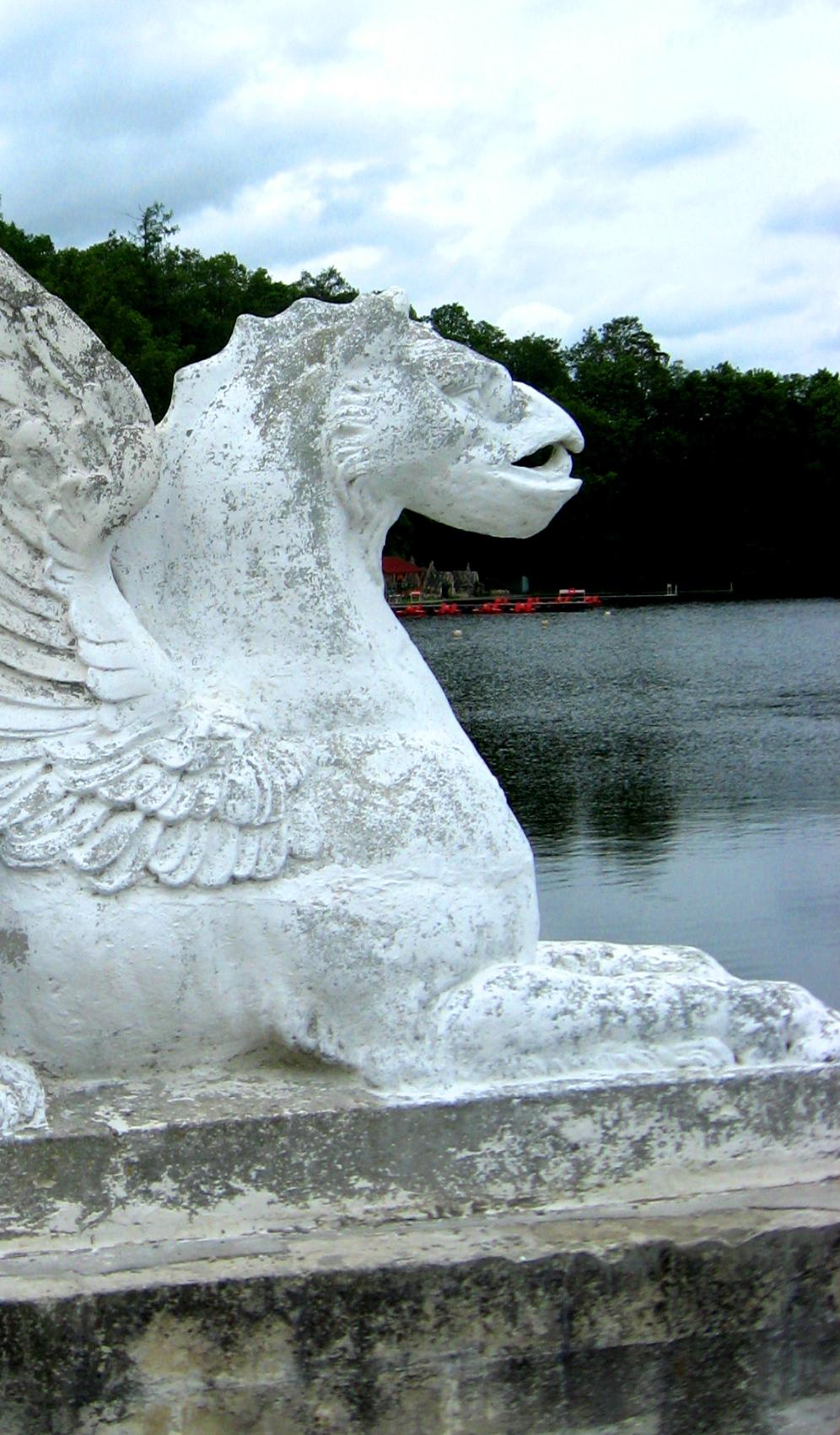 собака с крыльями - фото автора АБРА Кадабра на сайте ...