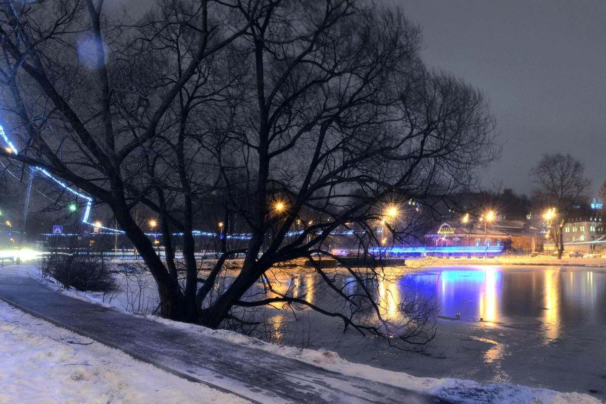ночной весенний сергиев посад реальные фото спроектировала