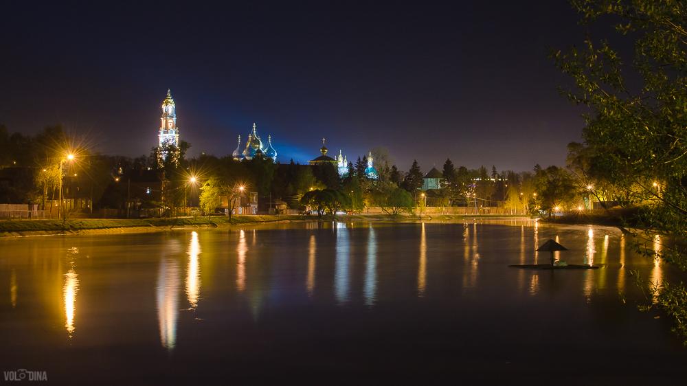 ночной весенний сергиев посад реальные фото гороскопу