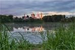 Вид на Коломенский кремль