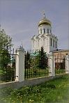 Кафедральный собор Рождества Христова. Город Александров.