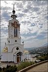Храм-маяк Святителя Николая Мирликийского, покровителя моряков.
