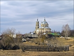 Троицкая церковь в Гусь-Железном